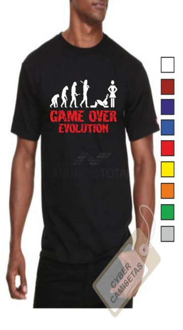 CAMISETA DESPEDIDA DE SOLTERO EVOLUTION