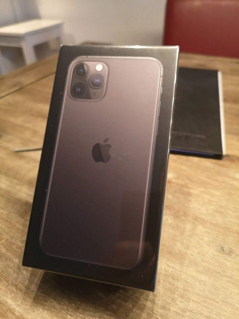 Apple iphone 11 pro max 512 gb desbloqueado de fábrica